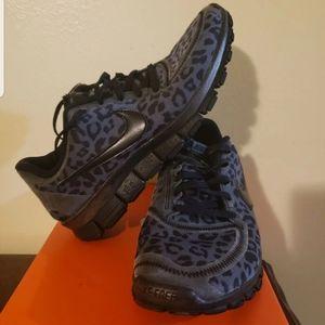 Nike Leopard print 5.0 Women's size 8.5